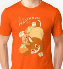 Jackalope and Persimmon Unisex T-Shirt