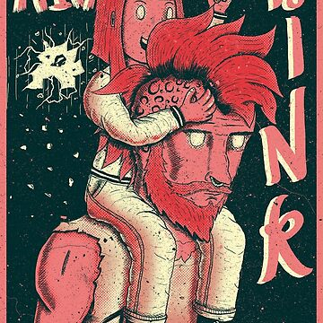 Anarko Pink by StreetMark
