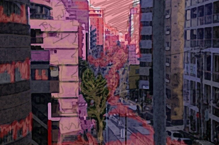 Neo Tokyo by djzombie