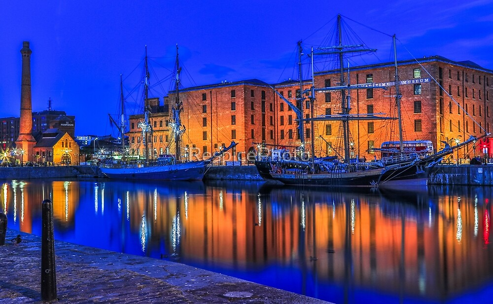 Albert Dock, Liverpool by RespicePhoto
