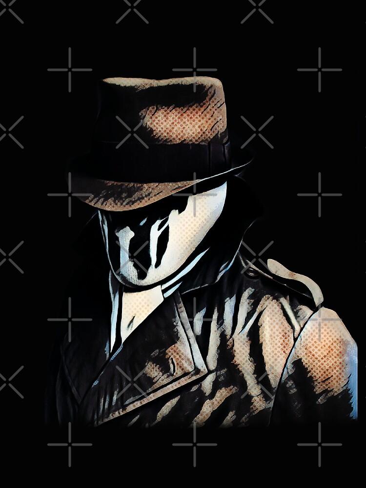 Rorschach by American  Artist