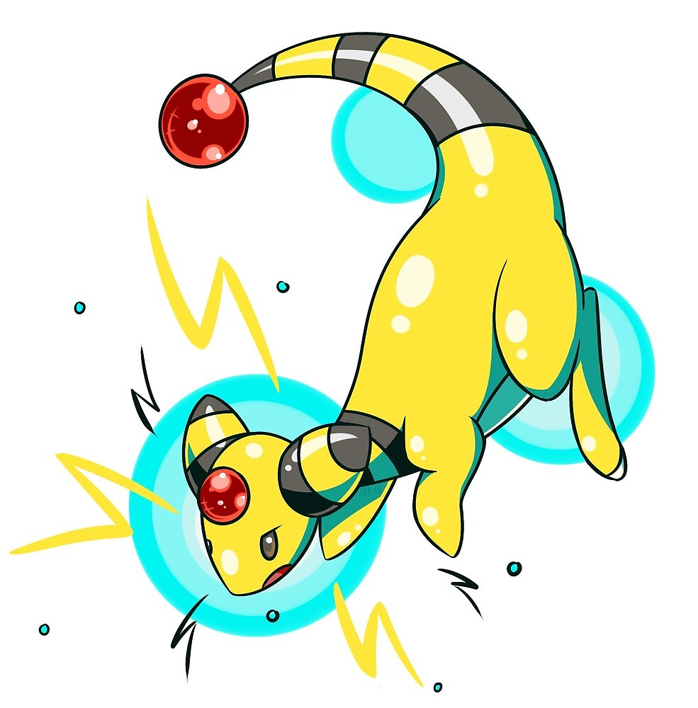 Ampharos by meghan-and9286