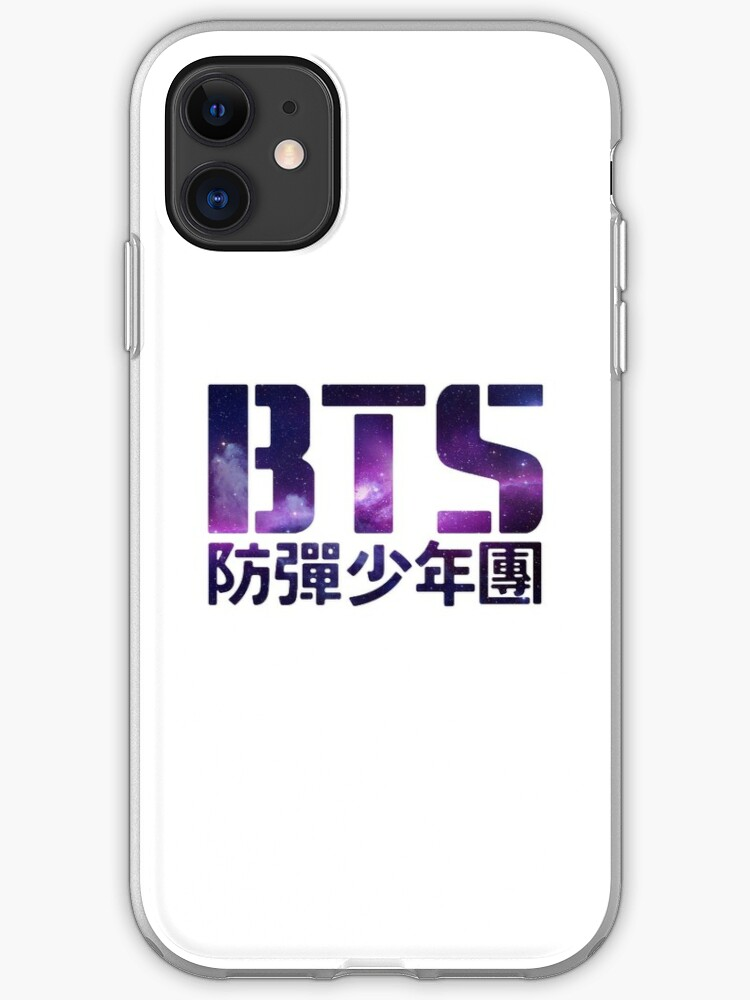 BTS Galaxy iphone case