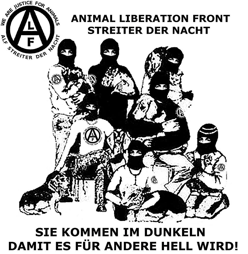 Animal Liberation Front by Ringogalaxy