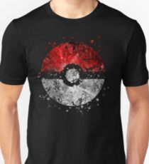Pokemon Splatter T-Shirt