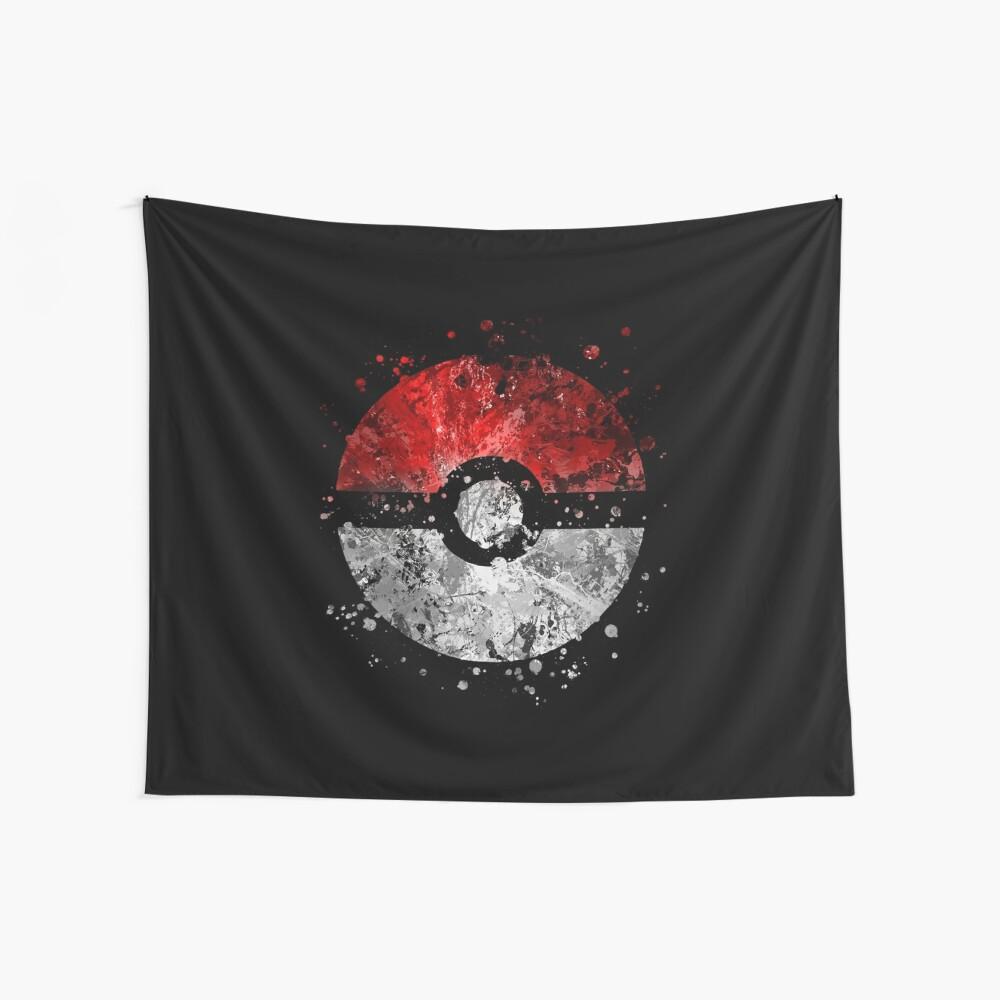 Salpicadura de Pokémon Tela decorativa