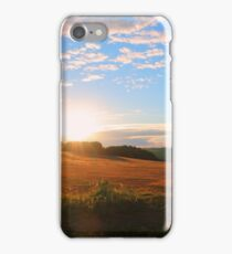 Over The Edge iPhone Case/Skin