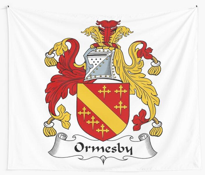 Ormesby by HaroldHeraldry