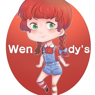 I work at Wendy's by Pinkelliephante