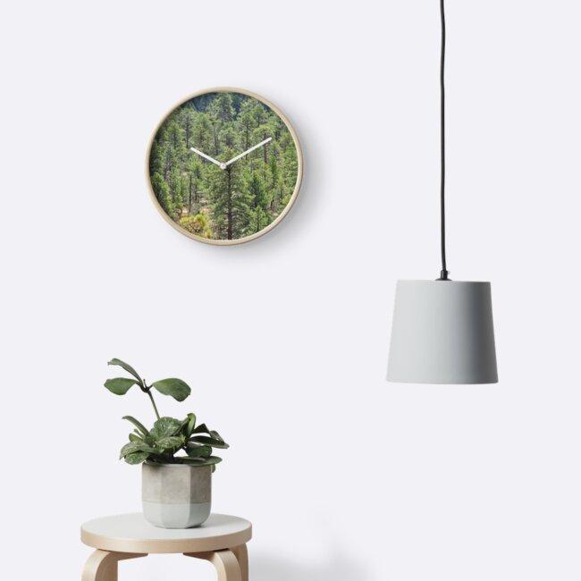 Pine Tree Grove by WhoIsBelow