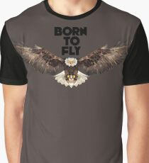 Born to Fly Graphic T-Shirt