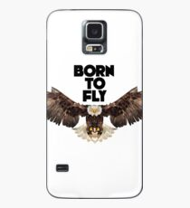 Born to Fly Case/Skin for Samsung Galaxy