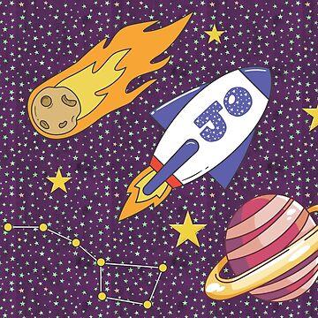 Space -- Jo by lenorelocken