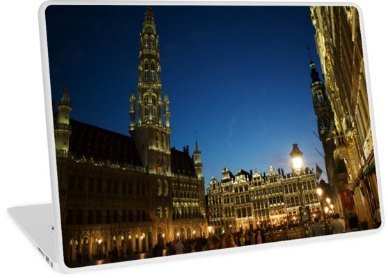 Grand Place by flipinny