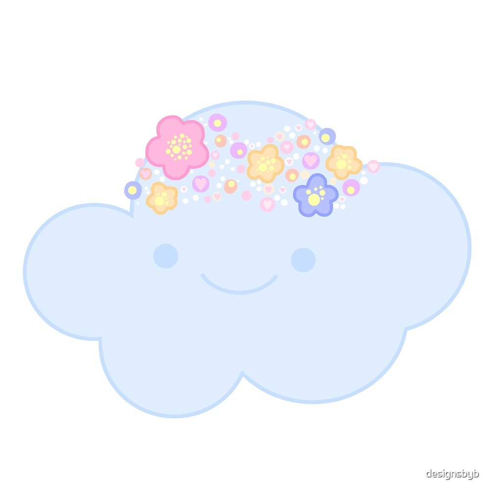 Happy Cloud by designsbyb