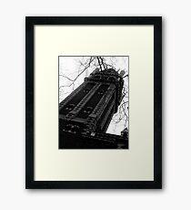 Gothic Church. Framed Print
