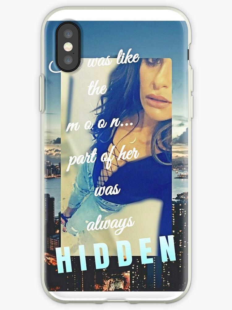 Lea Michele Phone Case by BeckalouDarling