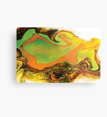 Floating across your vision Metal Print