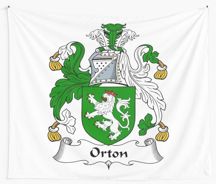 Orton by HaroldHeraldry