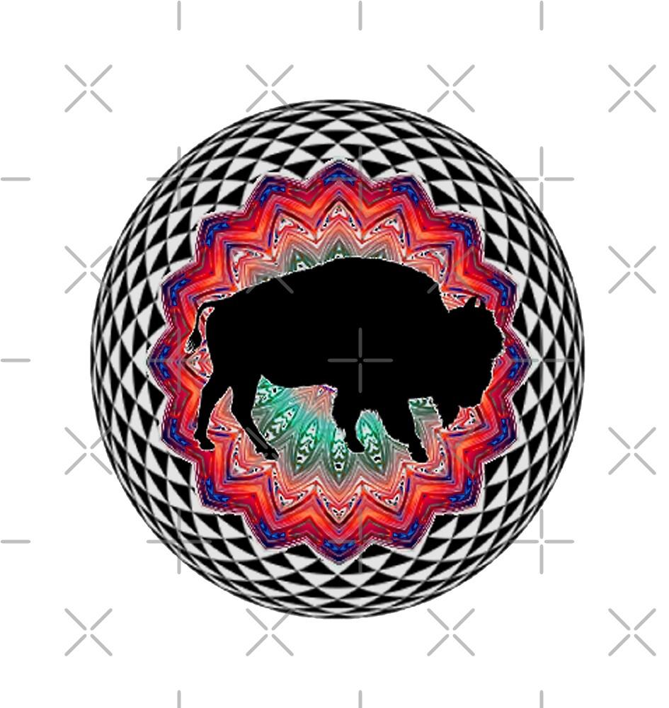 Buffalo Beauty by NINUNO