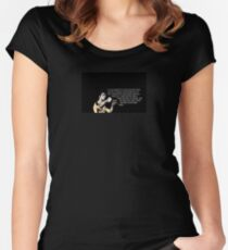 Bruce Lee - Modern Day Warriors (Collection) Women's Fitted Scoop T-Shirt