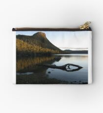 Mount Rogoona and Lake Myrtle late afternoon Studio Pouch