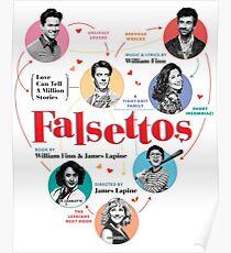 Falsettos 2016 Poster Poster