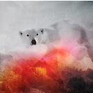 Pyre Bear by katmakesthings