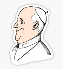 Pope Francis Sticker
