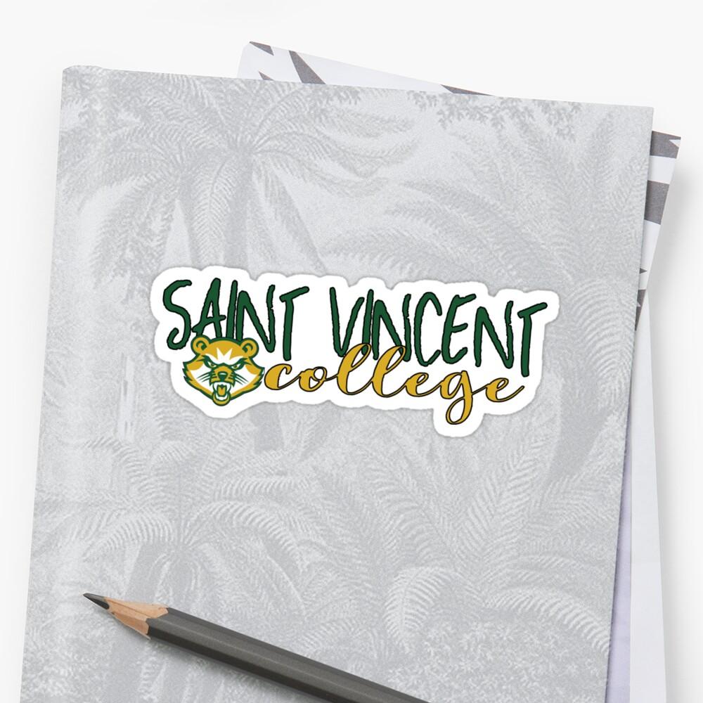 Saint Vincent College by vmpdoodles
