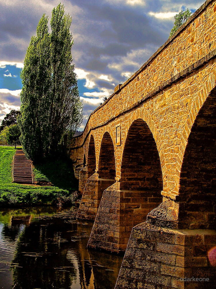 The Other side of Richmond Bridge HDR by odarkeone