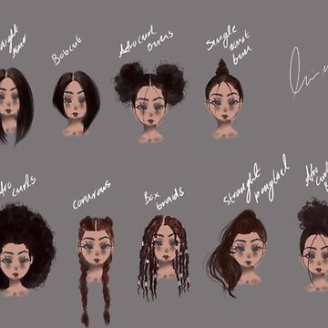 Hair by xchoko