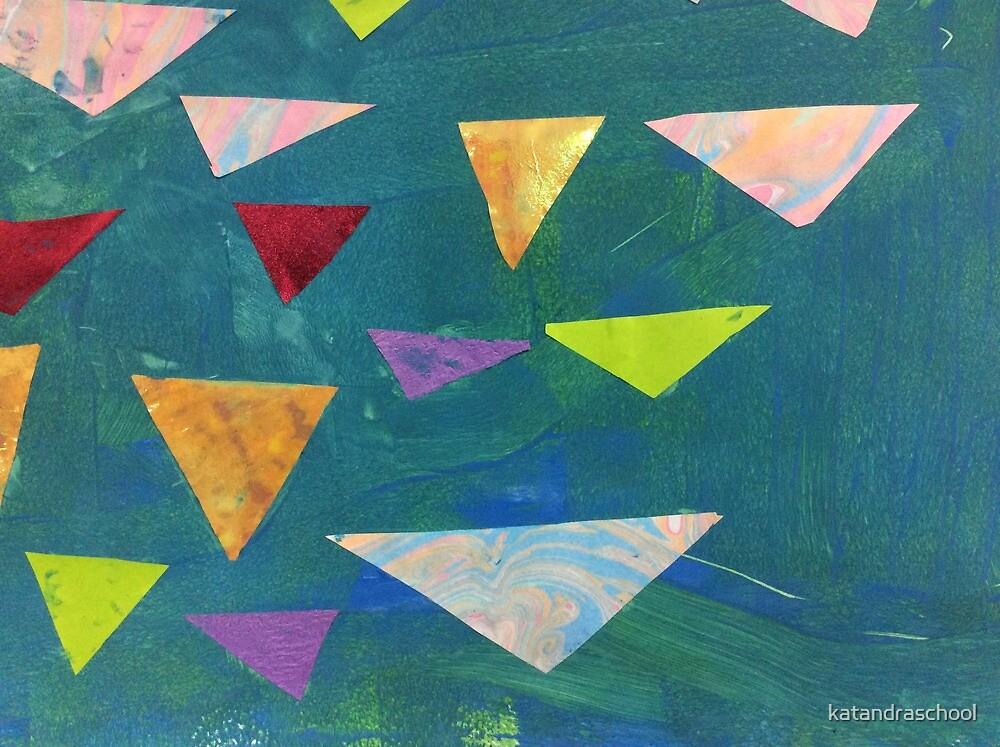 Triangles by katandraschool