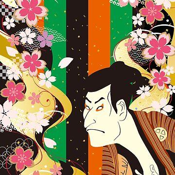 Japanese kimono 2 by ririe