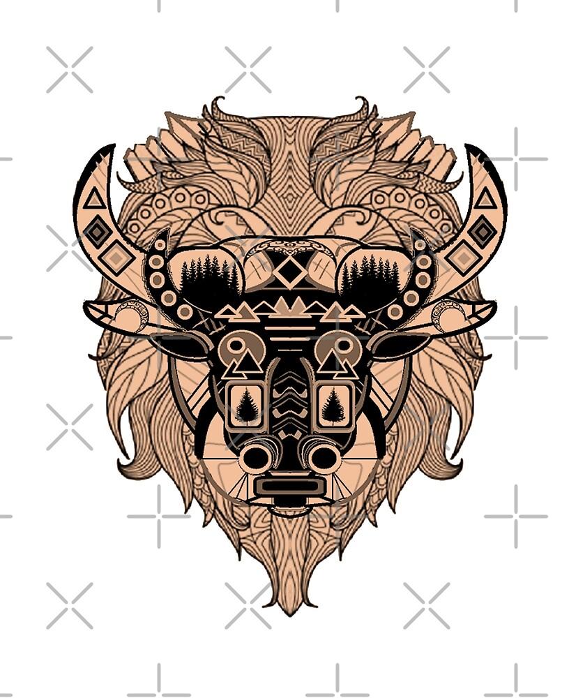 The Buffalo King by NINUNO