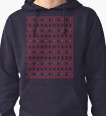 Killer Queen pattern Pullover Hoodie