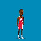 Mookie B by pixelfaces
