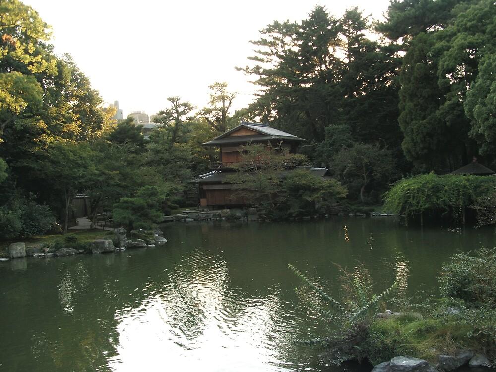 Kyoto Lake by Drm187