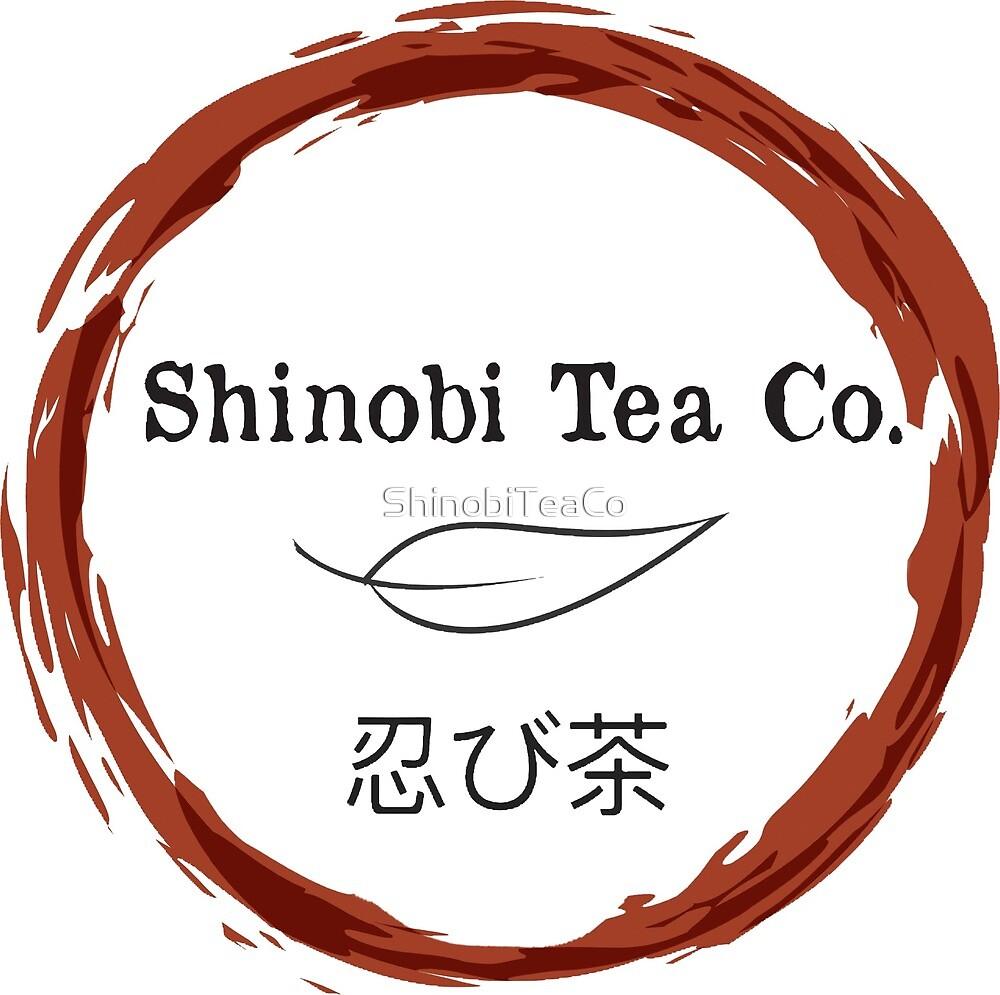 ShinobiTeaCo.Logo by ShinobiTeaCo