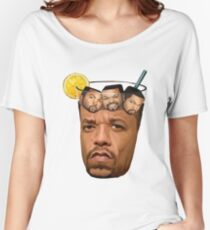 Ice Tea and Ice Cube Shirt Women's Relaxed Fit T-Shirt