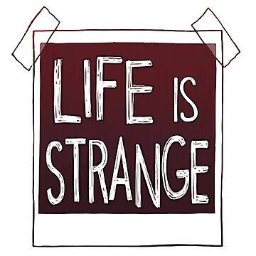 strange by belytobbe