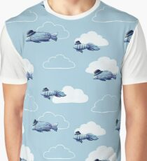 Fly Fish Fly Graphic T-Shirt