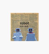 Lámina rígida Vuelo de los Robots