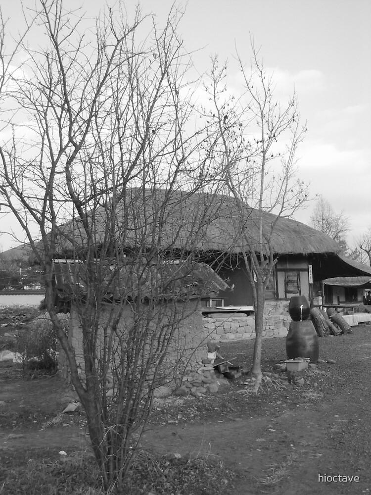 Korean Village House by hioctave