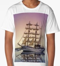 Sail Boston -Guayas Long T-Shirt