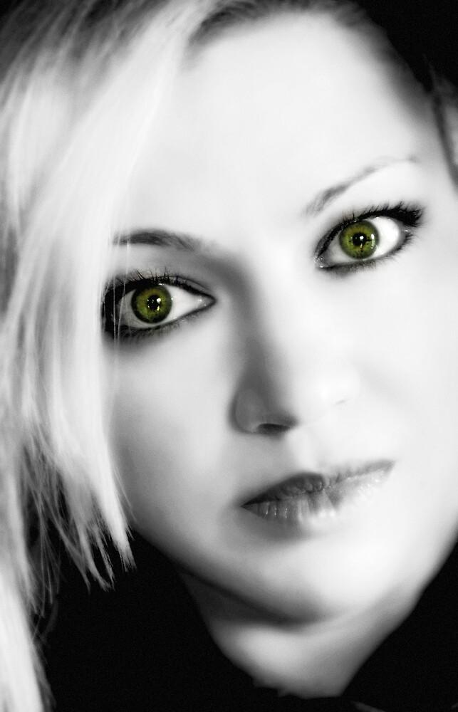 Green Eyes by Robert Mullner