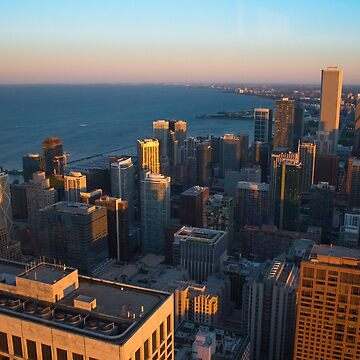 Chicago Skyline by alliejgoulding