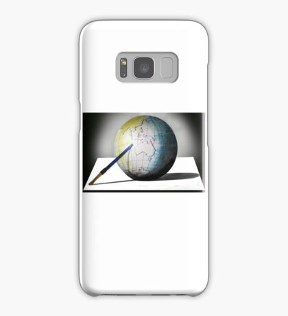 Anamorphic World Samsung Galaxy Case/Skin