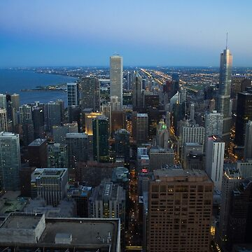 Chicago Night by alliejgoulding