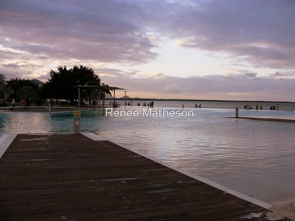 The Esplanade Lagoon by Renee Matheson